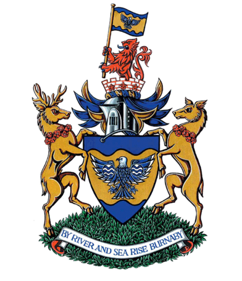 City of Burnaby Coat of Arms